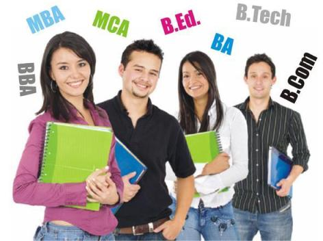 Distance Education in all courses